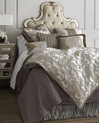 Pure Pewter Bedding