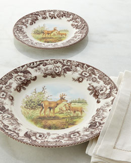 "Spode ""Woodlands Mule Deer"" Dinnerware"