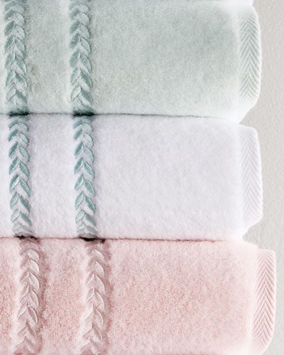 "Lenox Lenox ""Pearl Essence"" Towels"