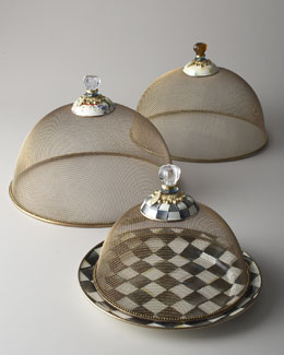 MacKenzie-Childs Mesh Domes