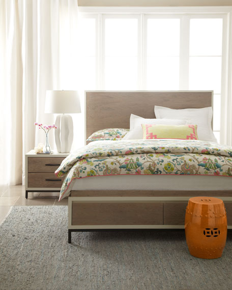 Shana King Storage Bed