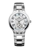 Small Stainless Steel Signature Sport Diamond Watch Head & 20mm Bracelet