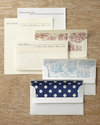 Self-Seal Envelopes & Letter Sheets