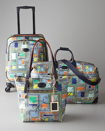 Francesca Versace Travel Bags