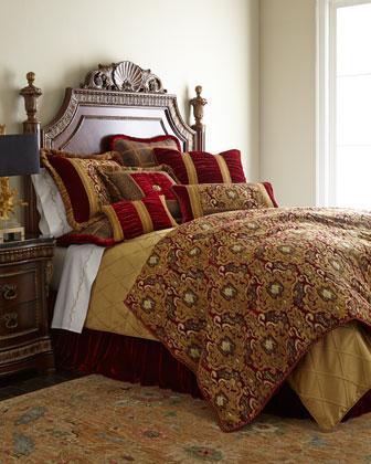 Haute Rouge Bedding