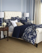 Full/Queen Floral Duvet Cover, 94