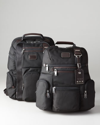 Alpha Bravo Knox Backpack & Kingsville Brief Pack