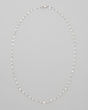 Maria Canale for Forevermark Swing Diamond Link Necklace