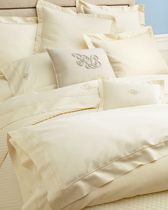 Two King Pillowcases, Plain