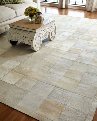 Pearl Blocks Rug