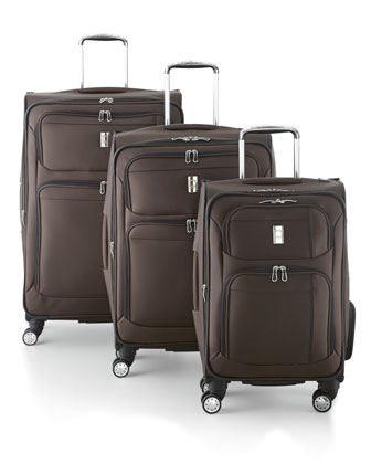 Brown Helium Breeze 4.0 Luggage