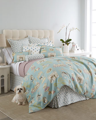 Dog Show Bedding