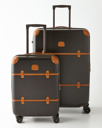 Bellagio Olive Luggage Collection