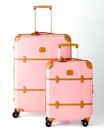 Bellagio Pink Luggage Collection