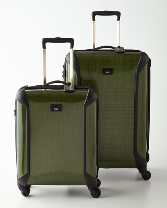 Tegra-Lite Viridian Luggage Collection