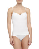Allure High-Cut Briefs & Underwire-Bra Camisole