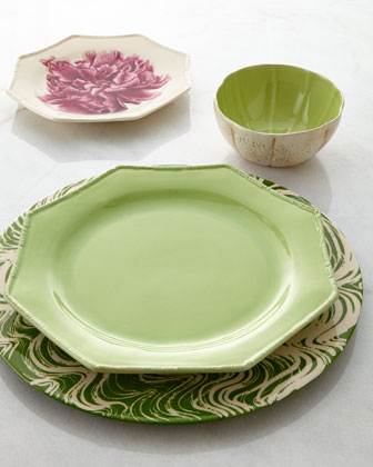 Botanical Dinnerware
