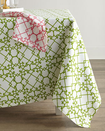 Trellis Table Linens