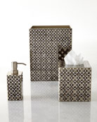 Iron Gate Tissue Box Cover