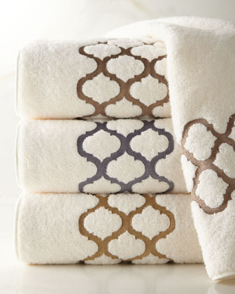 Tangier Towels