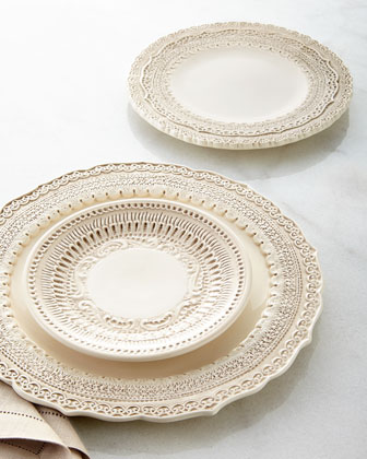 Finezza Cream Dinnerware