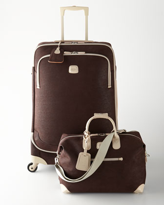 Capri Mocha Luggage Collection