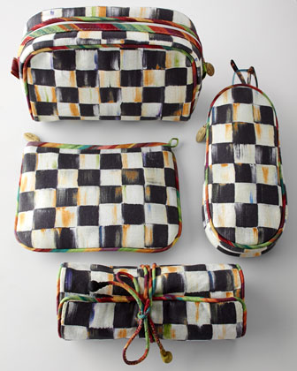Courtly Check Travel Accessories