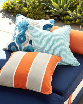 Gaea Outdoor Pillow Collection