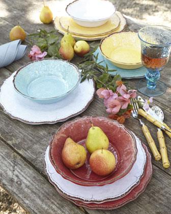Antiqua Melamine Dinnerware