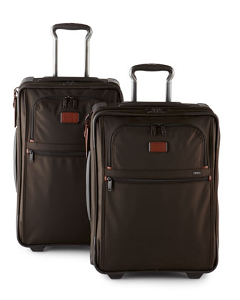 Espresso Alpha Luggage Collection