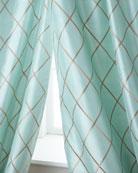 Axiom Silk Curtains