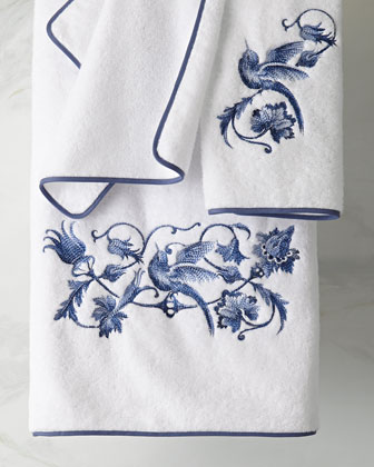 Nightingale Bath Towel