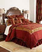 Scarlet Bedding