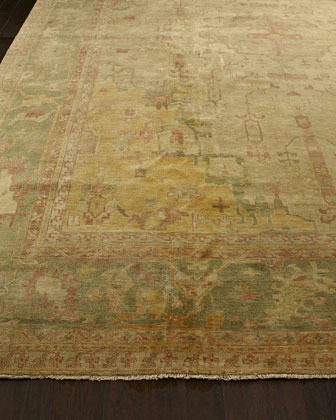 Empire Oushak Rug