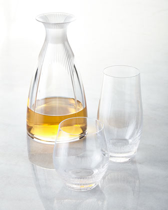 100 Points Glassware