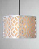 Geometric Pendant Light