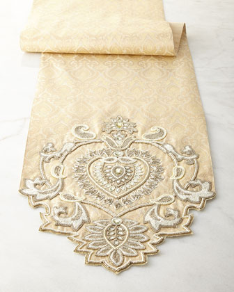 Brilliance Table Runner