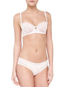 Studio Daisy Balconette Bra and Brazilian Briefs