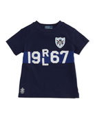 Toddler Boys' and Boys' Cotton Logo Tee