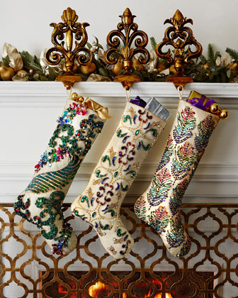 Sugarplum Christmas Stockings