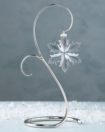 2014 Annual Snowflake Christmas Ornament