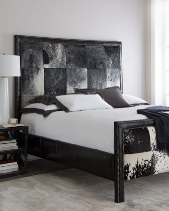 Omaha Hairhide Bed