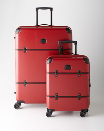 Red Bellagio Luggage
