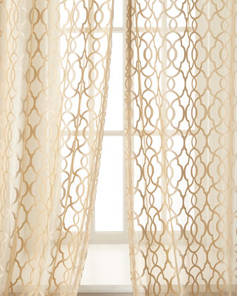 Amelia Sheer Curtains