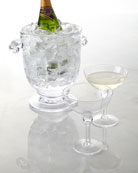 Hartland Coupe and Cavendish Ice Bucket