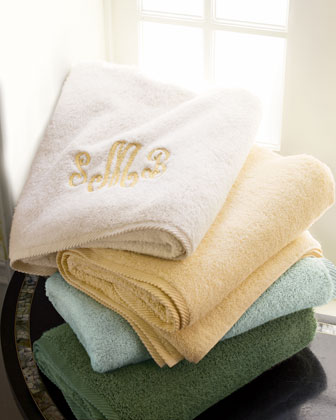 Marcus Collection Seafoam Towels