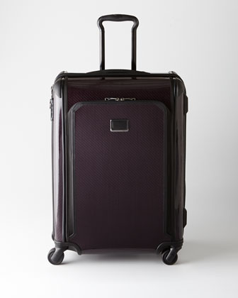 Tegra-Lite Max Black Luggage Collection