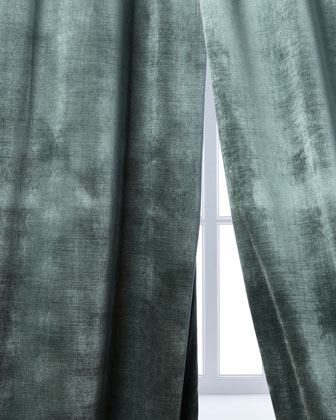 Eastern Accents Venice Velvet Curtains