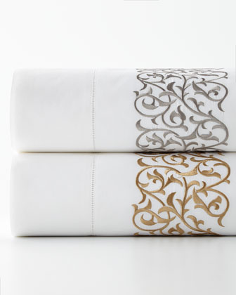 Jasmine Embroidered Sheet Sets
