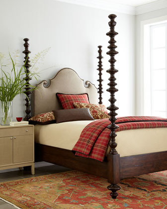 Bedford Queen Poster Bed